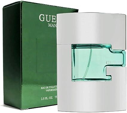 Perfume hombre Guess Man eau de toilette ML) 75ml: Amazon.es