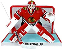 "Ed Belfour (Chicago Blackhawks) Goalie with Net 6"" Figure ONLY 1850"