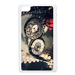 ZK-SXH - Watch Customized Hard Back Case for iPod Touch 4, Watch Custom Cell Phone Case