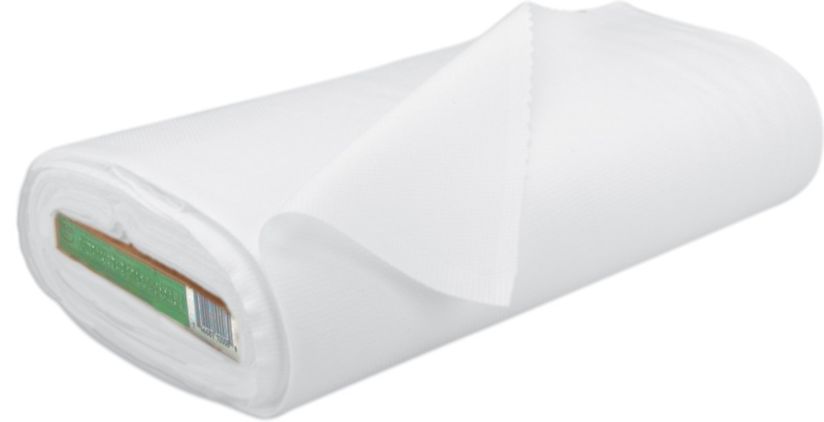 Rockland 200 Count Ava-Lon Supreme Muslin, 108-Inch, Bleached/White (71866)