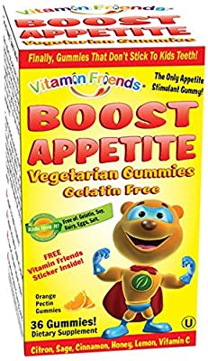 Vitamin Friends Boost Appetite Diet Supplement, 36 Count
