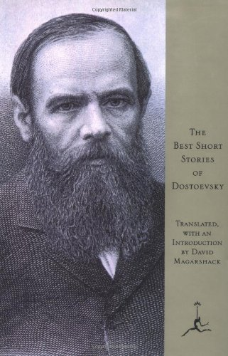 The Best Short Stories of Dostoevsky (Modern Library)