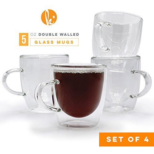 5 ounce espresso cups - 2