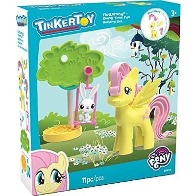 K'NEX My Little Pony Fluttershy Building Set Building Kit, Varies by Model: Toys & Games