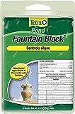Home Water Treatment Ph TetraPond Anti-Algae Blocks for Fountains, 6-Count