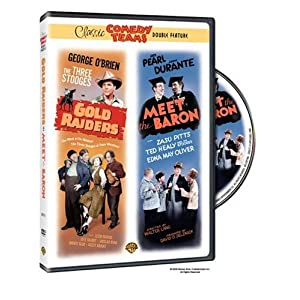 The Three Stooges: Gold Raiders / Meet the Baron (Double Feature) (1951)