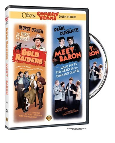 - The Three Stooges: Gold Raiders / Meet the Baron (Double Feature)