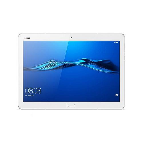 Huawei Mediapad M3 Lite 10 Tablet 10 1 FullHD IPS WiFi LTE Procesador Octa Core MSM8940 3GB de RAM 32GB de Memoria Interna Android 7 Blanco