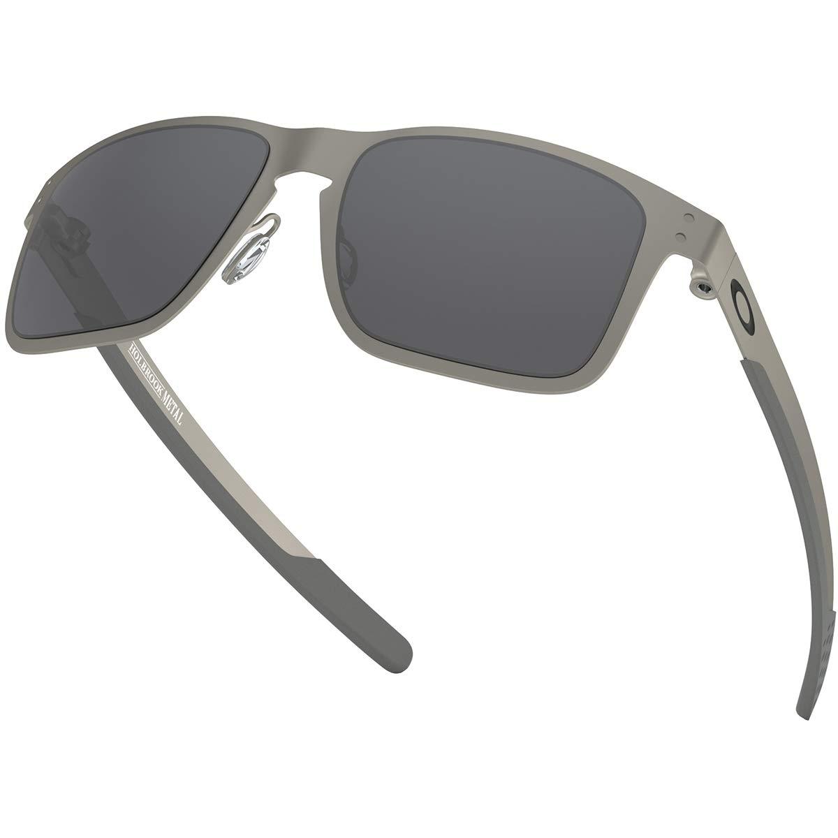 b9509f3260 Oakley Holbrook Metal Gafas de sol, Plateado, 55 para Hombre: Amazon.es:  Ropa y accesorios