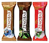 ZenoBar Keto Low Carb Energy Bar, 1.6 oz (Variety, 3-Pack): Vegan, Whole Foods, Low Glycemic, Perfect for Keto, Diabetic, and High Fat Diets For Sale