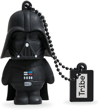 Clé Usb 16 Go Darth Vader Mémoire Flash Drive 20 Originale Star Wars Tribe Fd007501