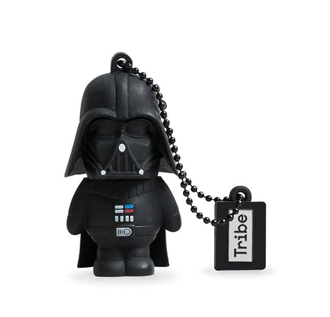 Tribe Disney Star Wars Darth Vader USB Stick 8GB Speicherstick 2.0 High Speed Pendrive Memory Stick Flash Drive, Lustige Gesc