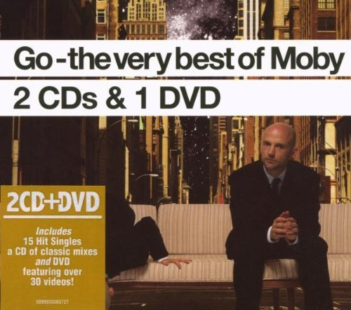 Go-Very Best of-Special Edition by Moby (Moby Go The Very Best Of Moby)