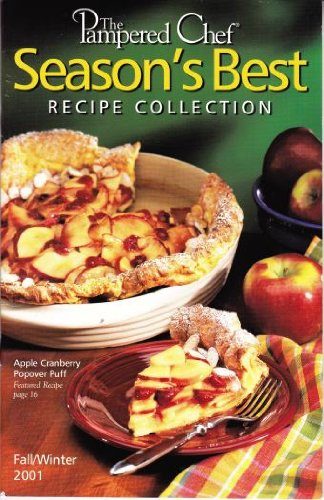 The Pampered Chef Season's Best Recipe Collection (Fall / Winter, 2001)