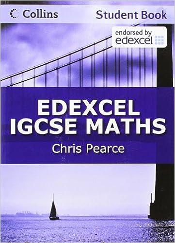 Book IGCSE Maths Edexcel Student Book (Collins IGCSE Maths)