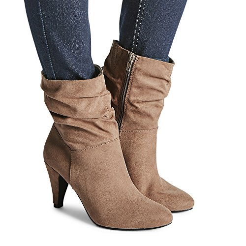 Color Outlet con T027119W de London Sintético Talla The Mujer Beige Sandalias 40 Cuña FaZzwTx