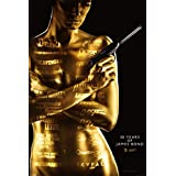 James Bond 50 Years History Action Movie Poster (24 x 36 inches)