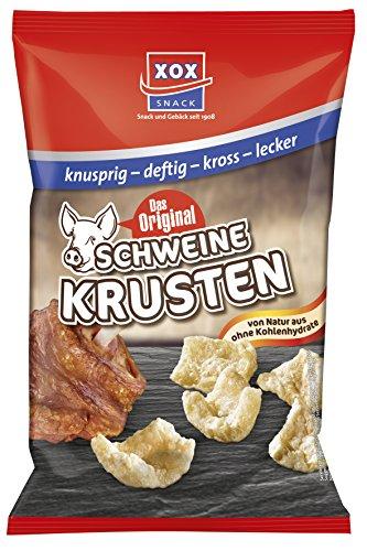 XOX Schweinekrusten (1 x 100 g)