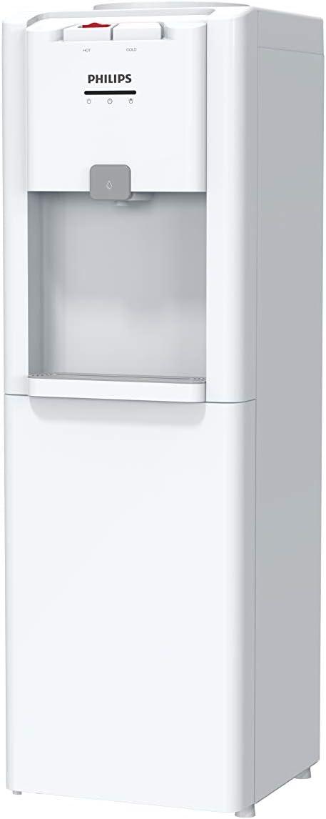 موزع مياه فيليبس بفتحة علوية، بارد وساخن، 420 واط، أبيض – (ADD4952WH/56)