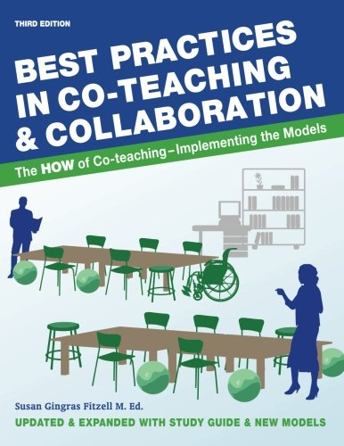 Best Practices in Co-teaching & Collaboration: The HOW of Co-teaching - Implementing the Models (Best School Library Websites)