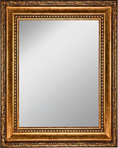 Art Oyster Framed Mirror 24.5