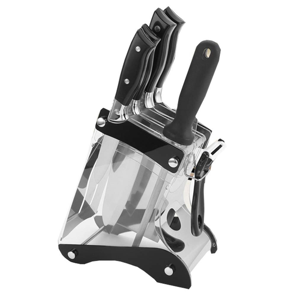 Knife Holder Acrylic Knife Holder Kitchen Knife Holder Kitchen SuppliesTool Holder Does not Contain Tools