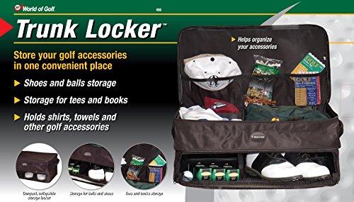 Jef World of Golf Double Layer Trunk Locker