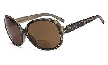 f796f2c13a Eyekepper Bifocal Gafas De Sol Mujer Sol Lectores +3.50 Gafas De Sol De Gran  Tamaño