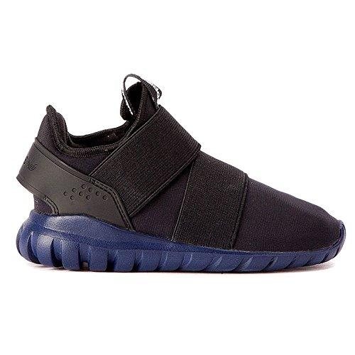 adidas Originals Tubular Radial 360i - Zapatillas de Material Sintético  Para Niño Negro Core Black/