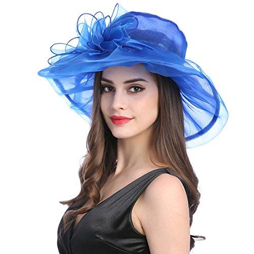 Summer Church Hat - 4