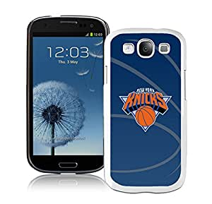 New DIY Designed Skin Case For Samsung Galaxy S3 I9300 With New York Knicks 11 White Phone Case