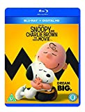 DVD : Snoopy And Charlie Brown The Peanuts Movie [Blu-ray]