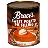 Bruces, Sweet Potato Pie Filling, 29-Ounce (12 Pack)