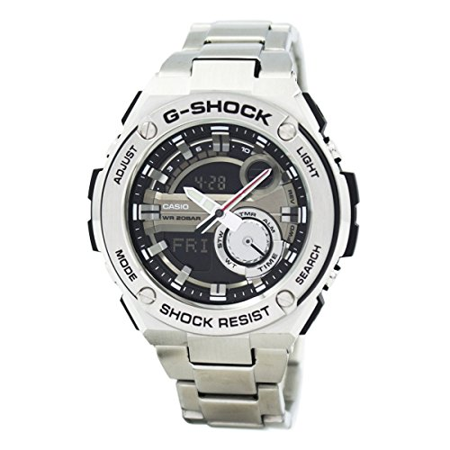 G-Shock G-Steel - GST-210D-1A Watches - One Size by Casio