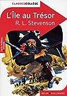 L'Ile au trésor  par Stevenson