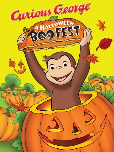 Extremely Scary Halloween Costumes - Curious George: A Halloween Boo