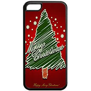 IPhone 6 Case,SYMBOL(TM) [Christmas Series] Apple iPhone 6 Case 4.7 Christmas Tree Pattern Slim Fit Snap On Hard Back Case Cover - Perfect Fit Case for iPhone 6 (4.7)