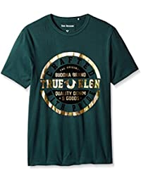 Men's Metallic Crafted with Pride Short Sleeve Tee