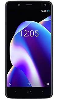 BQ Aquaris U Lite - Smartphone de 5 (WiFi, Bluetooth 4.2, Qualcomm Snapdragon 425, Quad Core, 16 GB de Memoria Interna, 2 GB de RAM, cámara de 8 MP, Android 6.0.1 Marshmallow)