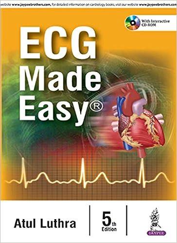 Made atul pdf luthra easy ecg