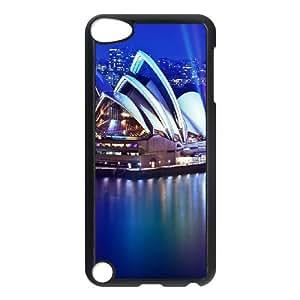 Custom Case Sydney Opera House for Ipod Touch 5 Z1N3438809
