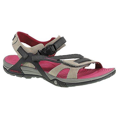 Merrell Womens Azura Webbing Upper Walking Sandal J24514 Pink