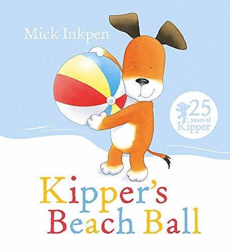 Kipper's Beach Ball - Kippers Book