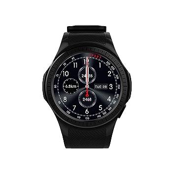 Y-Reloj inteligente Tipo atlético Adultos Pantalla táctil IP68 Resistente al Agua Compatible con Android