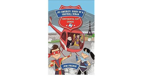 Reading Planet - Jez Smedley: Diary of a Football Ninja ...