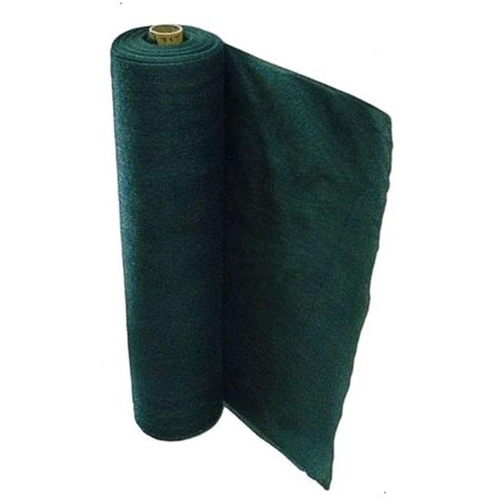 Schattiernetz 90% 135g/m2 Schattiergewebe Sonnenschutz Zaunblende 6 Größen (2x50m)