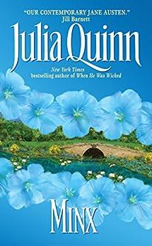 Minx (Blydon Book 3) by [Quinn, Julia]