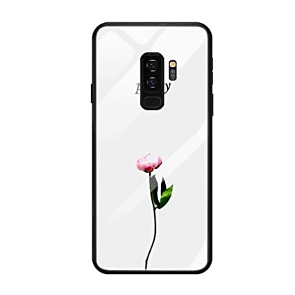 Amazon.com: Carcasa para Samsung Galaxy S8 S9 Plus, diseño ...