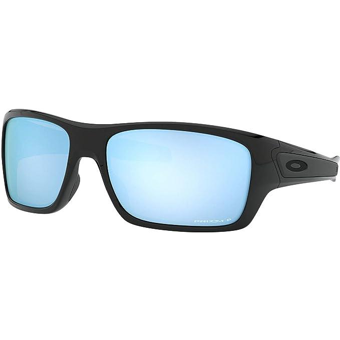 Oakley 0OO9263 Gafas de sol, Negro (Polished Black), 65 para Hombre