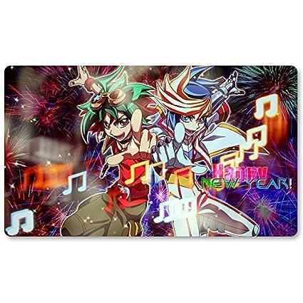 ARC-V Año Nuevo - Juego de mesa Yugioh Playmat Games Tamaño 60 x ...